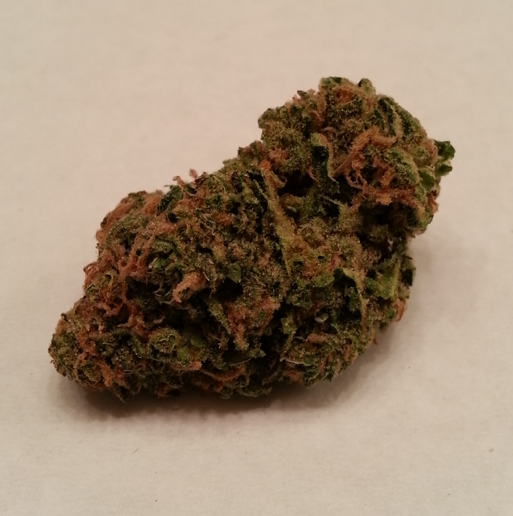 Maui Wowie from Second Story Medical Marijuana Review