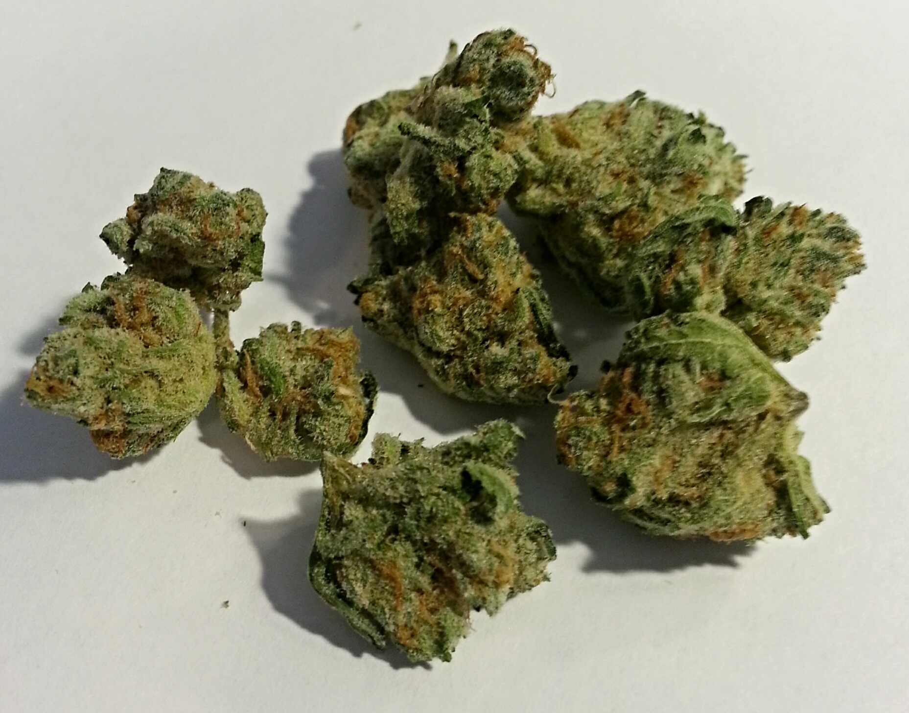 Dragon's Breath from Second Story Medical Marijuana Review