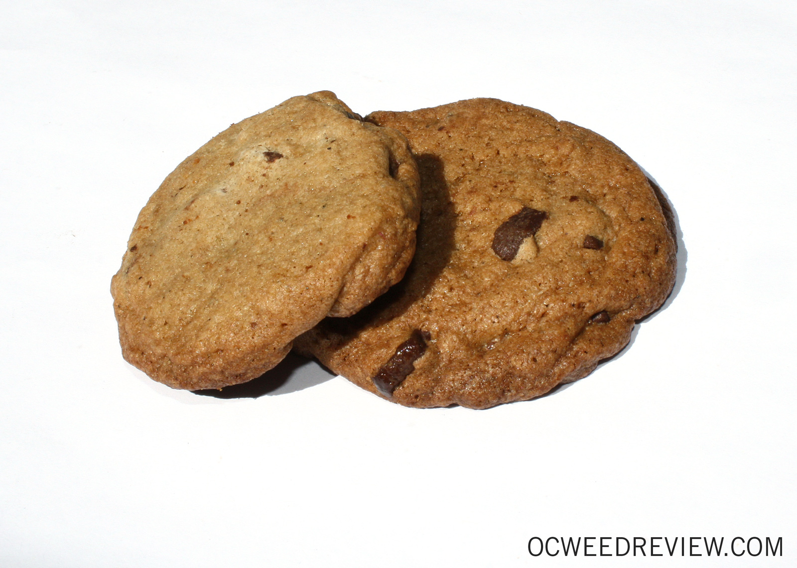 Chocolate Chip Cookies from 420 Degrees Bakeshop Edible Review