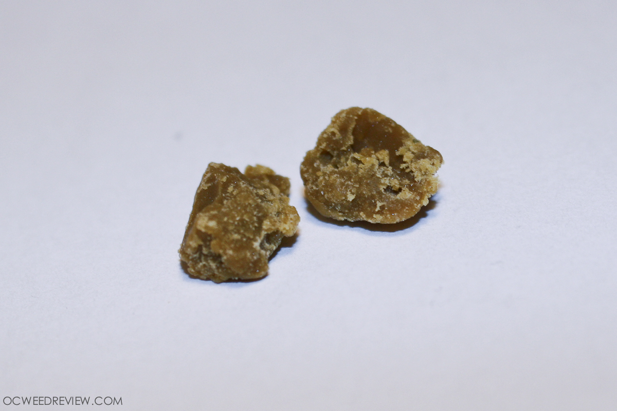 Trainwreck Wax from OCPC Concentrate Review