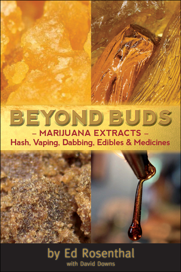 Ed Rosenthal's Beyond Buds Book Review