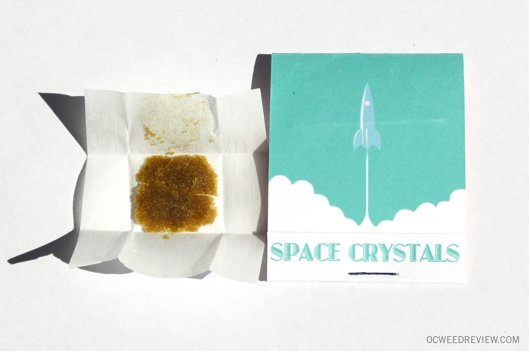 Remington Extracts Sour Diesel x OG Space Crystals Extract Review
