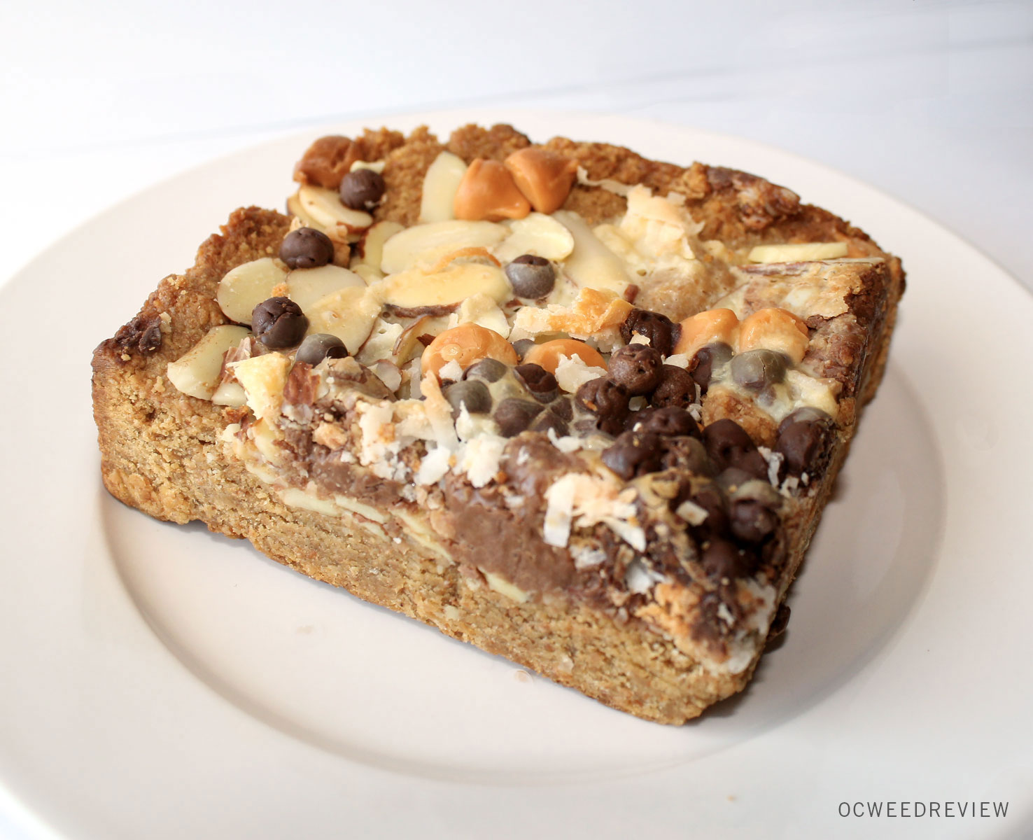 7 Layer Bar from 530 Edibles Review
