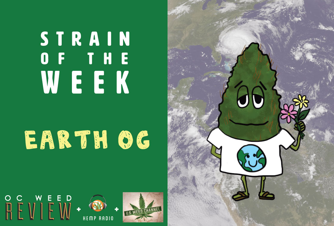 Strain of the Week: April 19, 2015 (Earth OG)