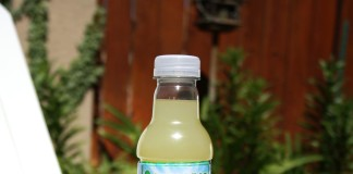 Old Fashioned Lemonade Cannabis Quencher Review