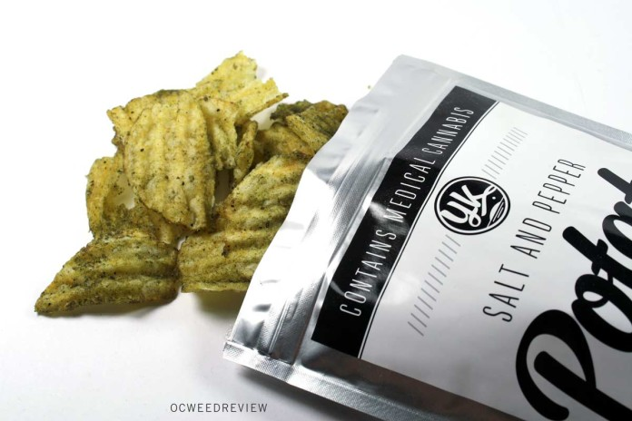 Yummi Karma Infused Potato Chips Review