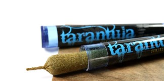 Jack Herer Tarantula Joint from Ganja Gold Review