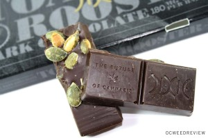 Toasted Rooster Pepita and Sea Salt Bar Review