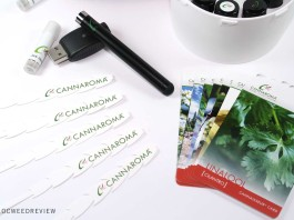 Cannaisseur Collection from Cannaroma Review