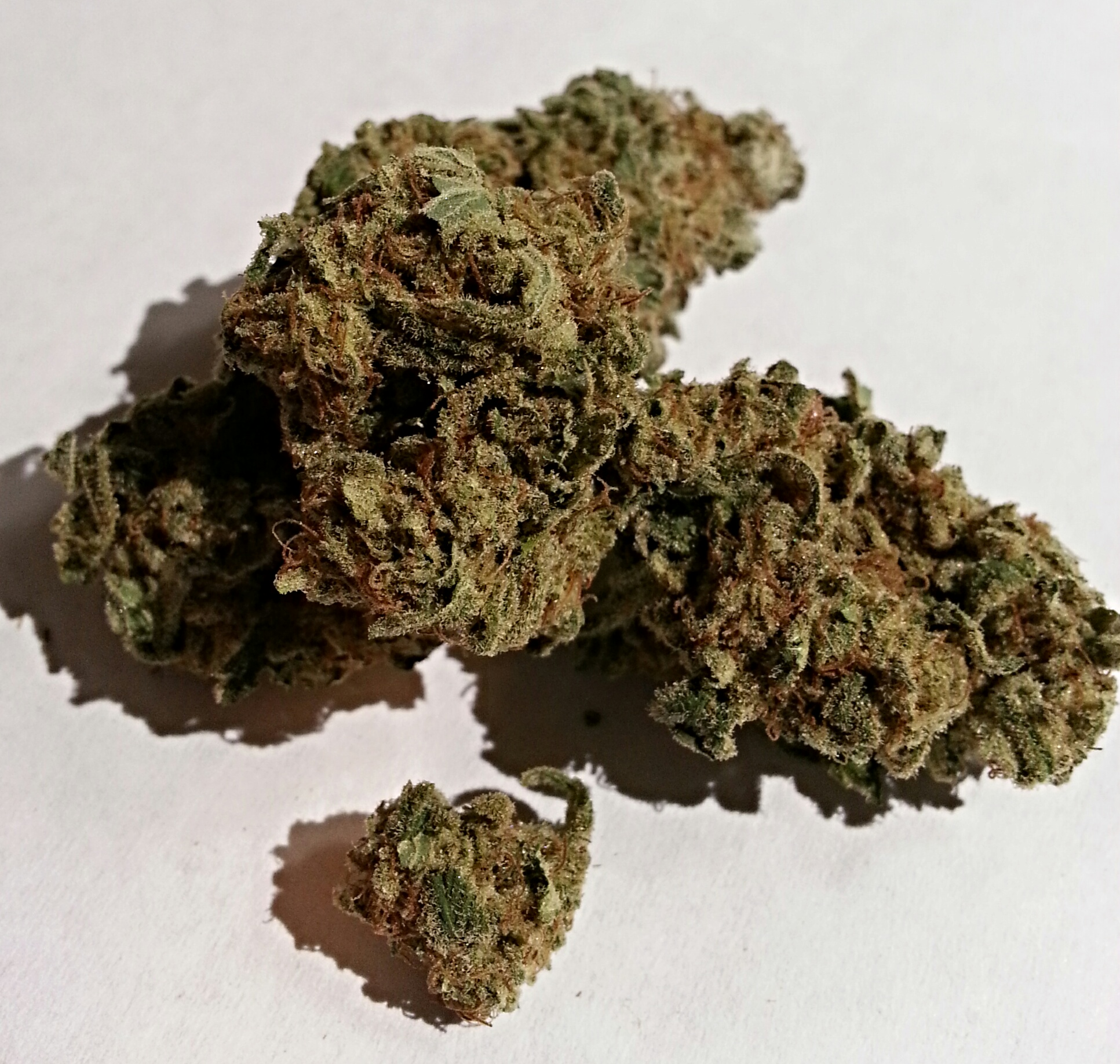 Berry White from Diamond Grove Medical Marijuana Review | OC Weed Review