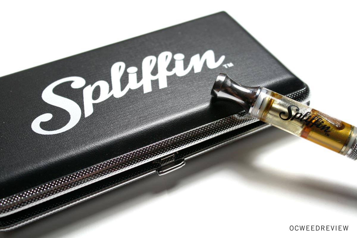 Dantes Fire from Spliffin Vape Review | OC Weed Review